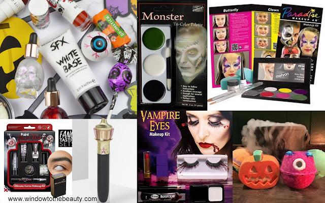 Halloween cosmetics
