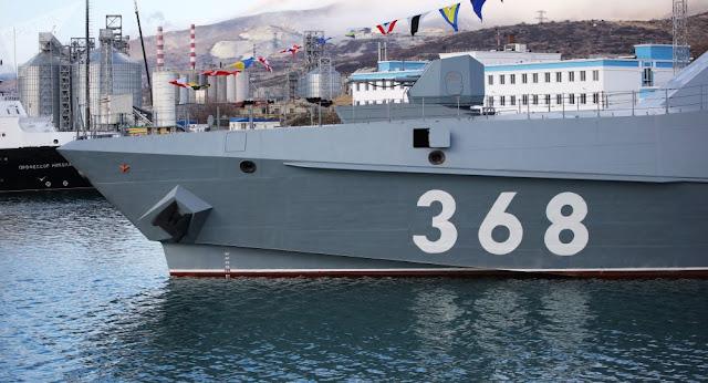 """روسيا تطلق سفينة الدورية """"سيرغي كوتوف"""" في سبتمبر"""