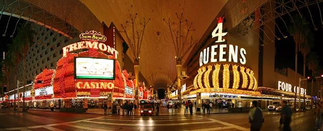 Rampas e banheiros em Las Vegas