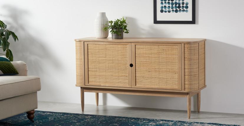 Rattan furniture style
