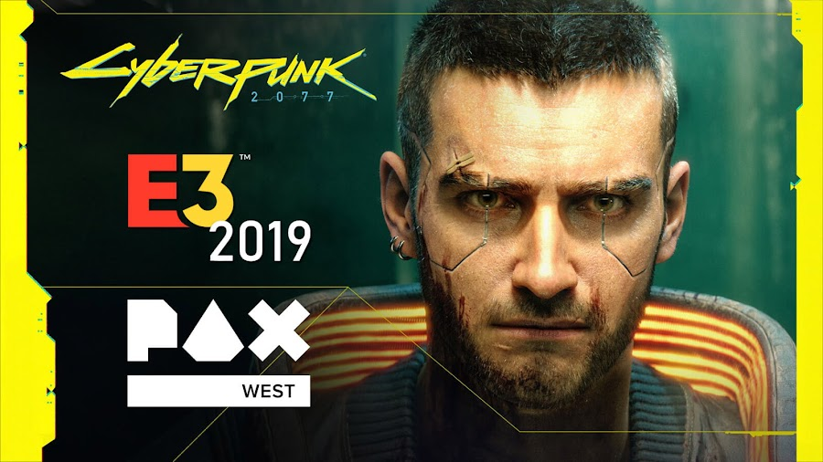 cyberpunk 2077 gameplay demo cdpr pax west 2019 cd projekt red