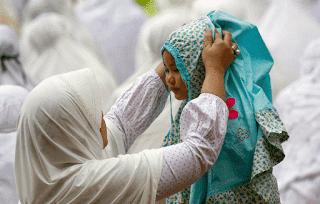 মুসলিম বাচ্চা মেয়ের পিক