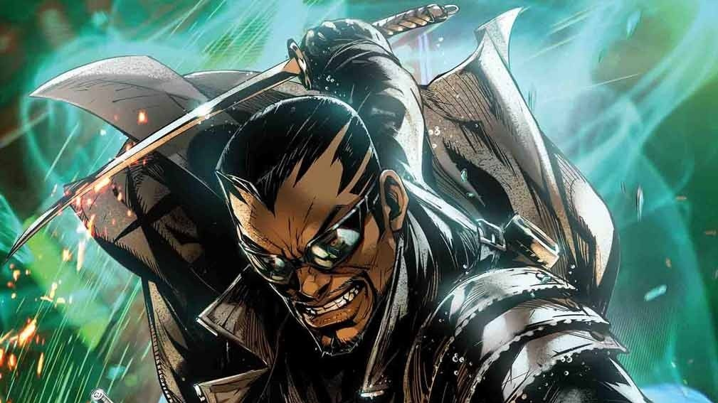 Mahershala Ali Shares Blade Art as Possible Clue to What Her Look Will Look Like on Reboot