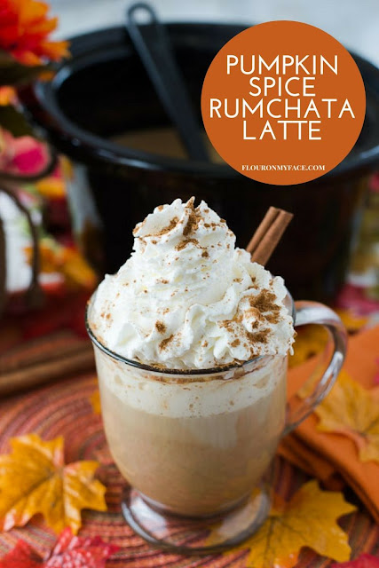 Crock Pot Pumpkin Spice Latte Recipe