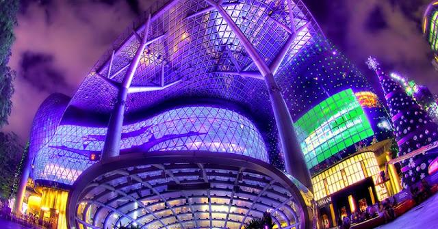 Tuyệt chiêu mua sắm tại Singapore