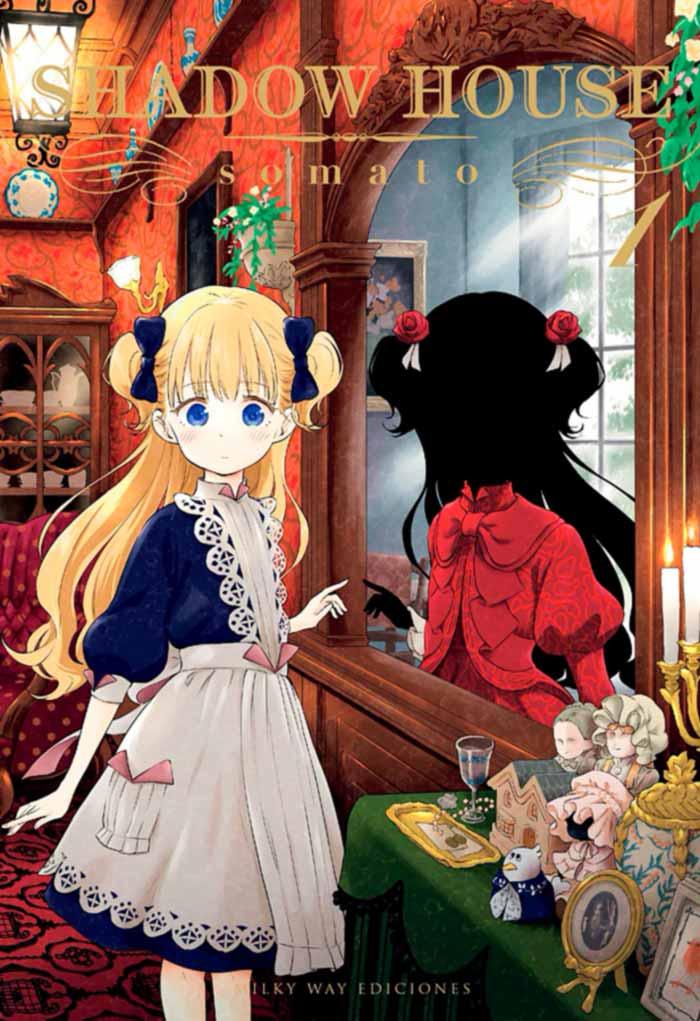 Shadow House #1 manga - Somato - Milky Way Ediciones