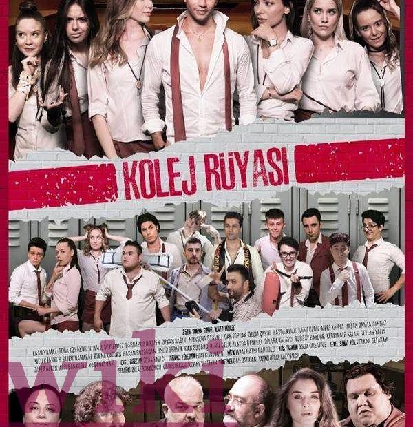 What is the story of Kolej Turkish series