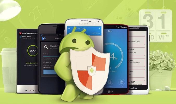 Hapus Adware di Android dengan Antivirus