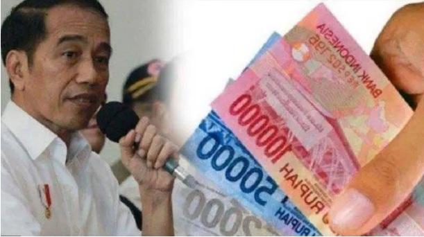 Presiden Joko Widodo (Jokowi) Meminta Para Pembantunya Untuk Segera Mengkaji Pencairan BLT Untuk Para Tenaga Honorer