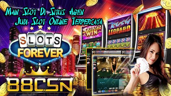Main Slot Di Situs Agen Judi Slot Online Terpercaya