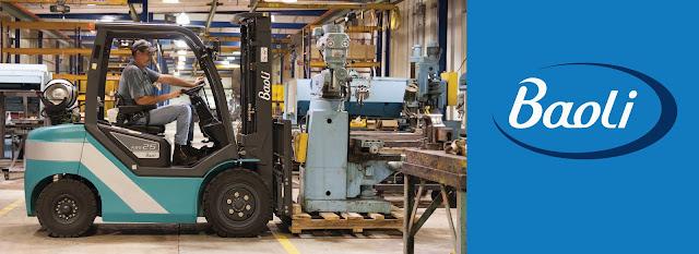 Distributor Baoli Forklift