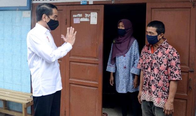 Jokowi : Yang Kita Larang Mudiknya, Bukan Transportasi