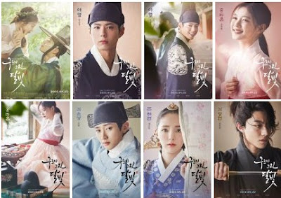 Sinopsis Moonlight drawn by clouds