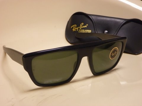9abc470ba in Motion in Alhambra CA: VINTAGE B&L RAY BAN WAYFARER DRIFTER MADE ...