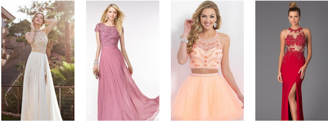 Vestidos de baile 2016