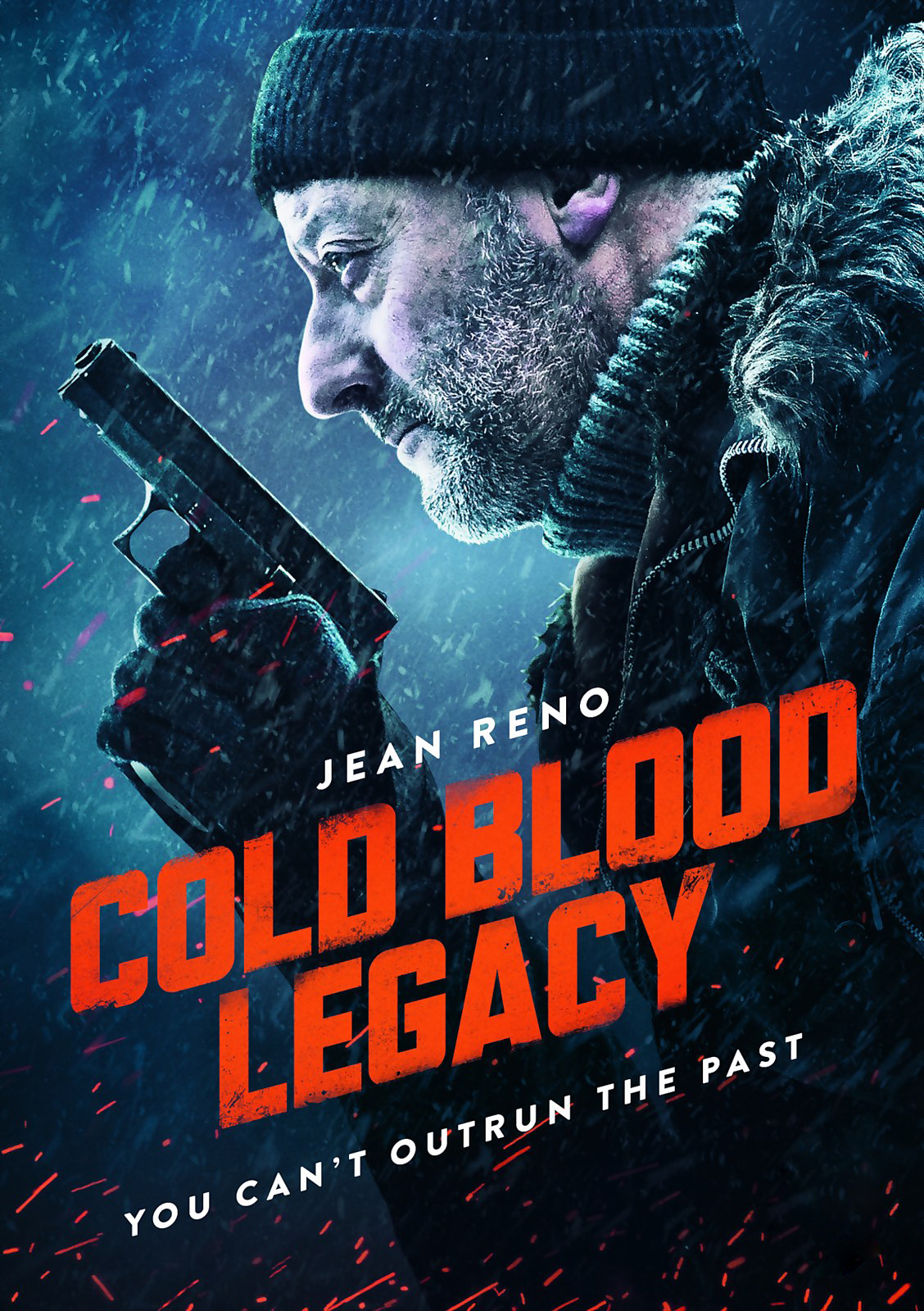 Cold Blood Legacy [2019] [DVDR] [NTSC] [Subtitulado]