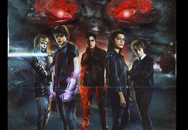 """""""Os Novos Mutantes"""""""
