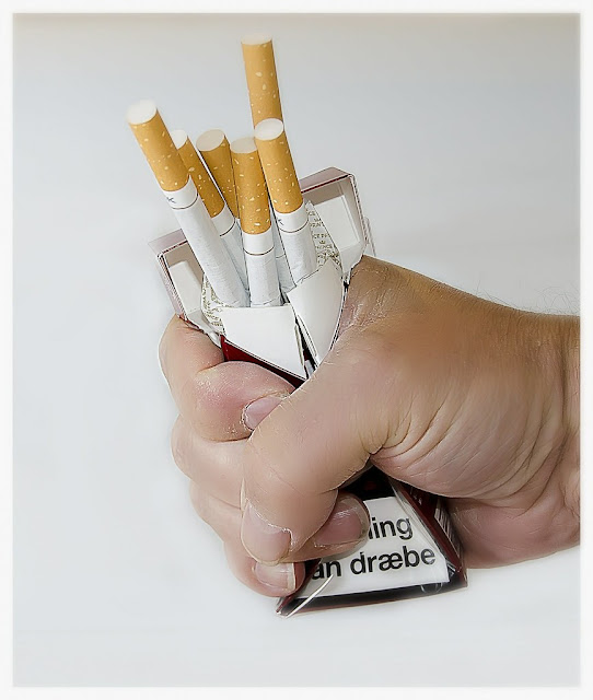 Quitting smoking timeline