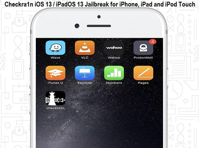 Jailbreak iOS 13.7 using Checkra1n