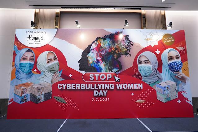 Himaya Anjurkan Kempen Anti Buli Siber 7 Julai 2021 Ini