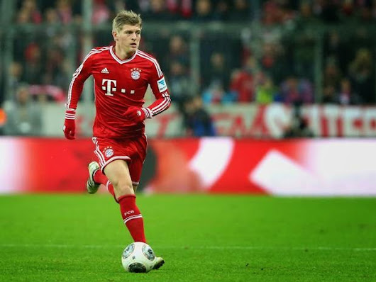 Man United Cool Kroos Interest: Thursday's transfer Rumour and Gossip