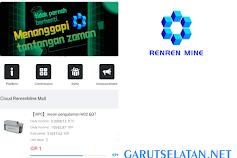 Aplikasi RENREN MINE Penghasil Uang, Bonus Daftar Rp 60.000 Legit 2021