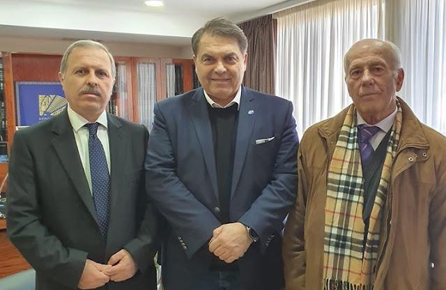 Συνάντηση με απόγονους του Νικηταρά είχε ο Δημαρχος Άργους Μυκηνών Δ. Καμπόσος