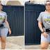 Fan mocks actress, Moyo Lawal for photoshopping her hips