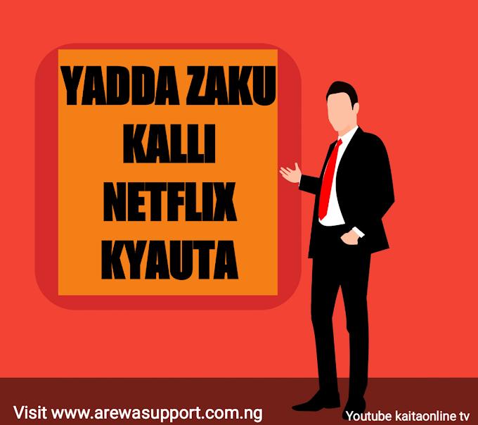 Yadda zaku kalli Netflix kyauta