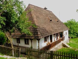 Ужгород. Музей народной архитектуры и быта
