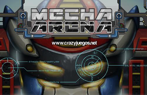 Jugar Mecha Arena