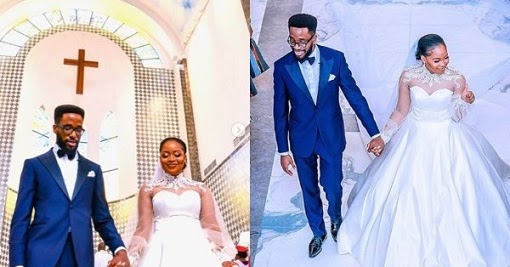Photos from Laolu Osinbajo`s wedding