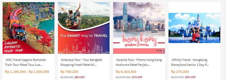 paket promo wisata luar negeri