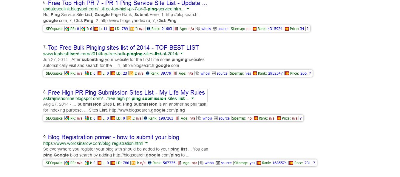 link seo internet marketing ppc google blogseo sem smo