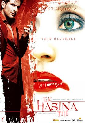 Ek Hasina Thi (2004) Hindi 720p | 480p HDRip ESub x264 950Mb | 400Mb