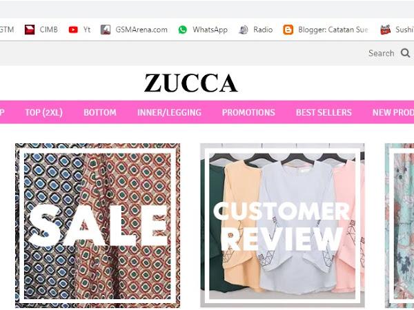 Blouse Plus Size yang cantik di Zucca Blouse