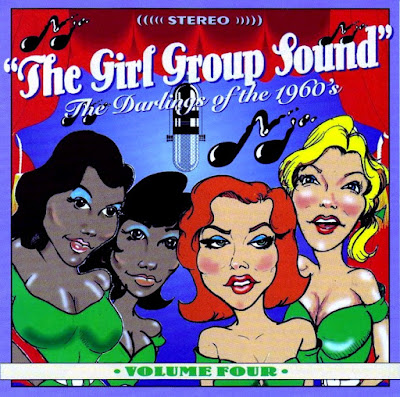 Girl Group Sounds (Darlings of the 60's) Vol 4