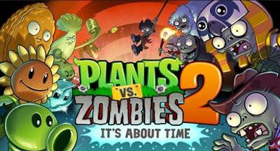 Plants vs. Zombies™ 2 APK MOD (Unlimited Coins or Stones)