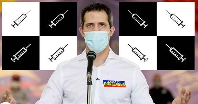 Guaidó dice que volverá a intentar el acceso de las vacunas de AstraZeneca al país