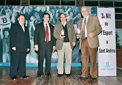 Jaume Anguera Maestro en 2003