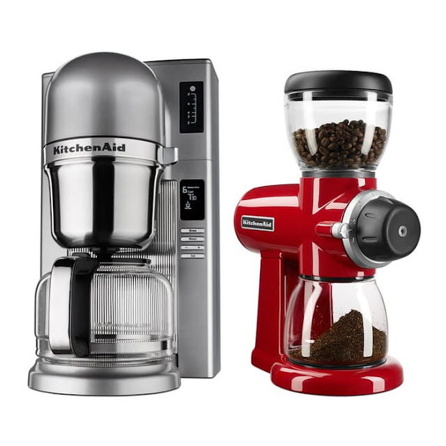 The Kitchenaid Coffee Grinder Is a High Quality Appliance for Every Kitchen
