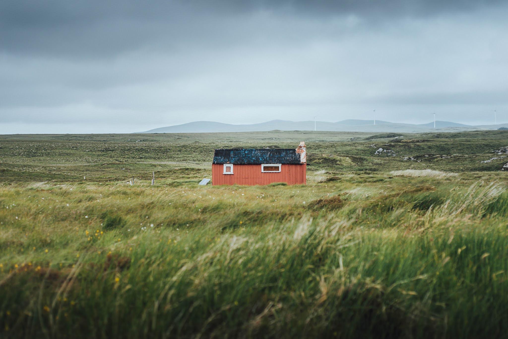 Shieling Life, Isle of Lewis and Harris liquid grain