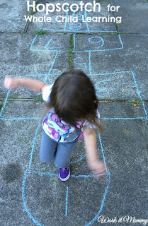 Preschool activities for home-bound learning on Work it Mommy blog