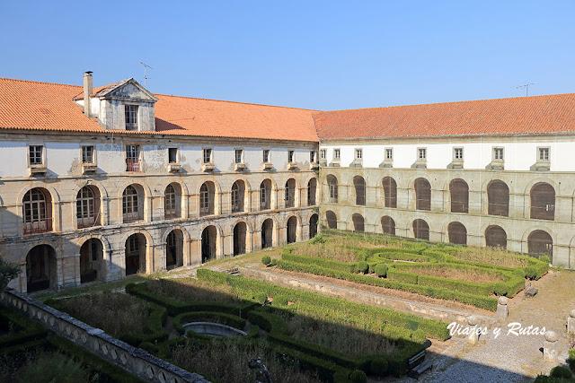 Claustro del Cardenal, Monasterio de Alcobaça