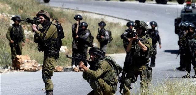 استشهد فلسطيني اليوم الإثنين حاول طعن جندي في الضفة الغربية المحتلة.