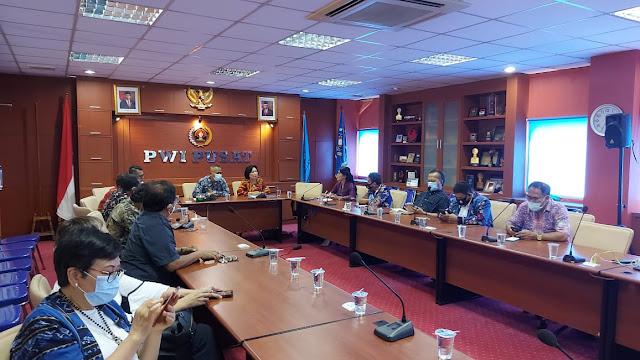 Ketum PWI Pusat Sambut Baik Webinar Pemanfaatan FABA untuk Pembangunan Ekonomi.