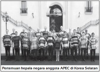 Contoh Badan Kerja Sama Ekonomi Regional APEC