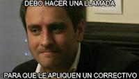 """Juan Cabandié """"Debo hacer una llamada para que le apliquen un correctivo"""""""