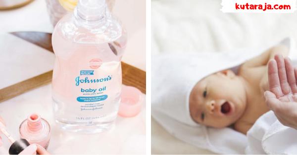 Review Dan Manfaat Baby Oil