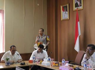 UPP Saber Pungli Sosialisasi di Pemko Solok